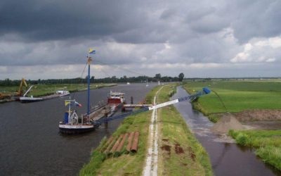 Barge Hopper Dredger TSHD Altena
