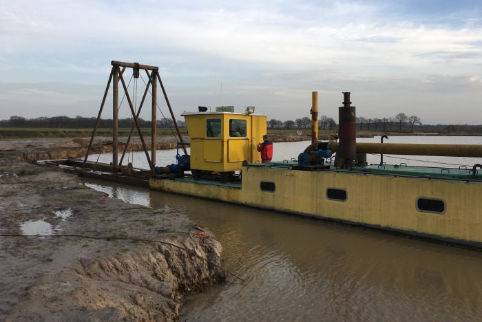 Bagema 300 Suction Dredger