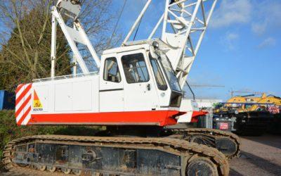 Hitachi Sumitomo SCX700 70tons crane