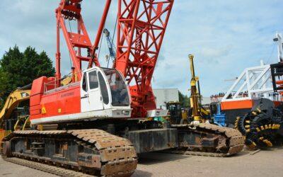 Sumitomo SC1500-2 180 tons crane